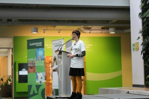 Hélène_Campbell shared her story today regarding the importance of Organ Donation.