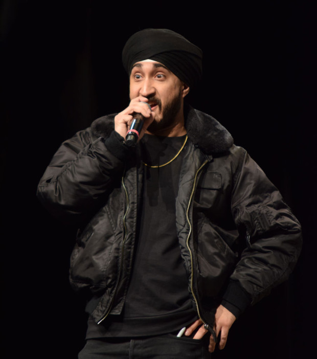Jasmeet Singh, or Jus Reign, spoke of motivations and challanges faced, such as cultural differences. Reign was asked to remove his turban by a TSA earlier that week.