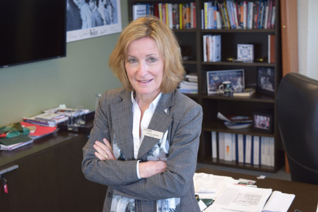 Cheryl Jensen is Algonquin College's president.   She says unfilled positions are common.