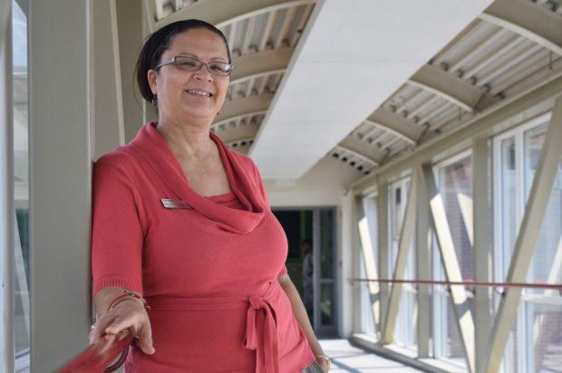 Valerie Sayah-Hoareau