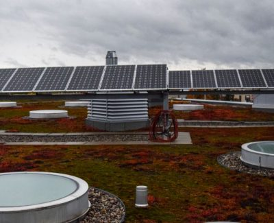 Algonquin on track to sustainable energy