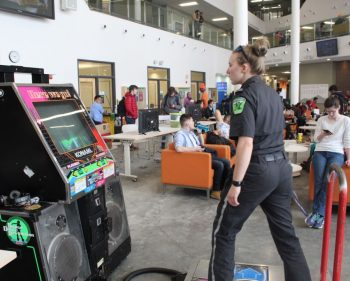 Ready player one: old school games appeal to new school gamers
