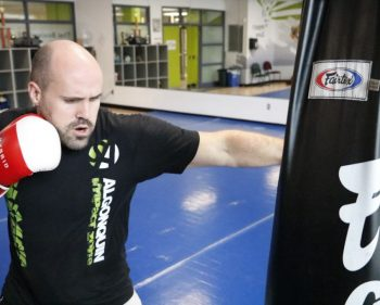 From MMA to RMT:  Algonquin's cage-fighting massage therapist