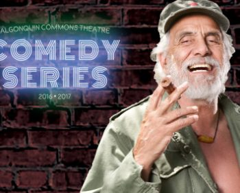 Tommy Chong on life, legalization and love of 'the green'