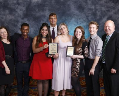 Algonquin Times named Ontario's best campus newspaper