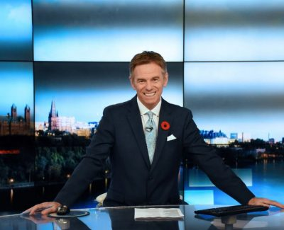 Longest running news anchor in Ottawa's history is an Algonquin grad