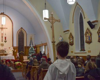 O Come, All Ye Former Catholics