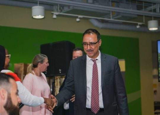Transatlantic energy competition agreement announced at Algonquin