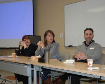 Faculty members share advice