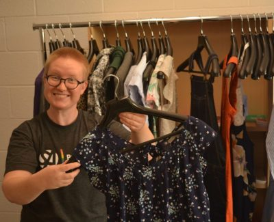 Pride Centre battles gender-conforming with clothing swap