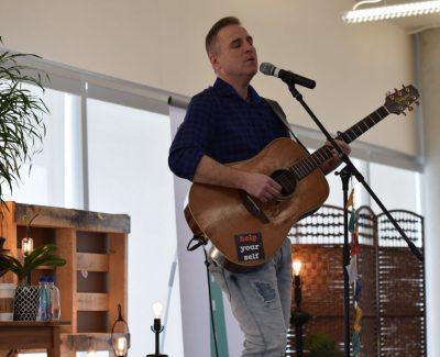 Former Great Big Sea musician Sean McCann speaks his truth