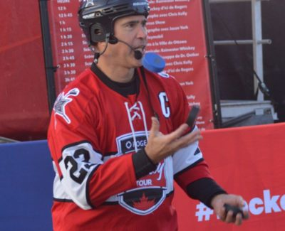 Hockey Circus Show ignites laughs, cheers at Rogers Hometown Hockey