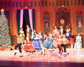 The Nutcracker ballet dances into Algonquin