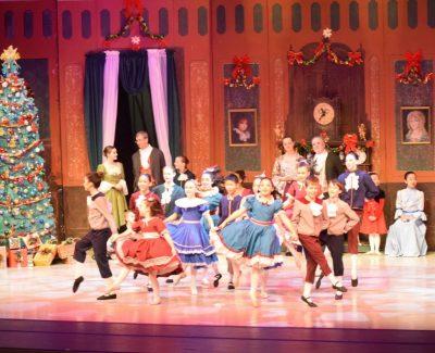 The Nutcracker ballet dances into Algonquin