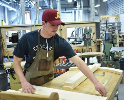 Perth campus hosts one-week summer trades courses