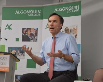 Transit tax credit cut because it wasn't working: Morneau