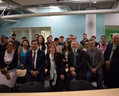Siemens donates state of the art software to Algonquin