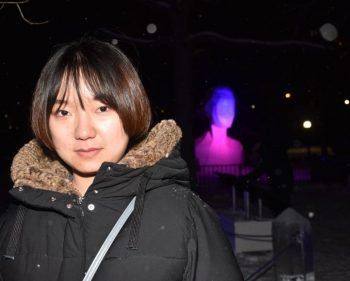 International students get a taste of Canada at Winterlude