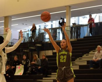 Women's Thunder basketball squad hold their own at provincials