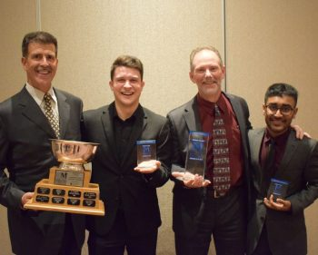 'A dominating performance' for Team Algonquin at provincial marketing competition