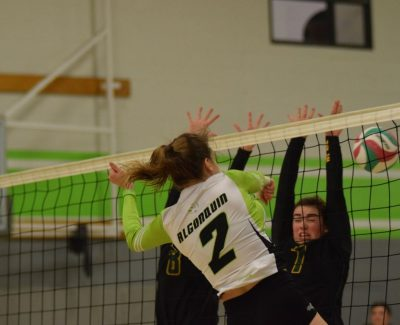 Thunder bring out the broomsticks, sweep Knights