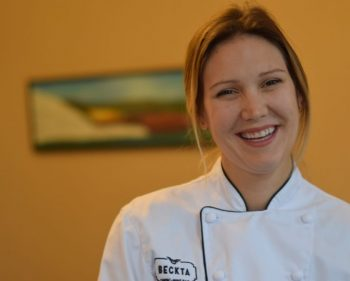 Algonquin grad makes her mark on culinary scene