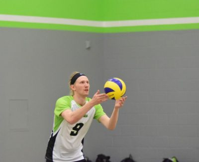 History repeating itself with slow opening for Algonquin Thunder men's volleyball
