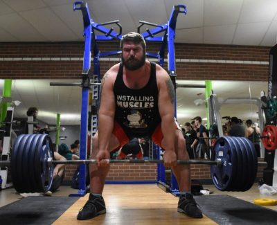 AC Fitness Zone hosts annual dead lift competition for members