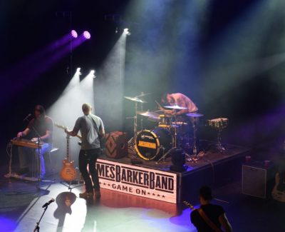 James Barker Band brought their 'Game On' to Algonquin