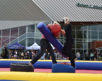 SA Holds Annual Campus Carnival