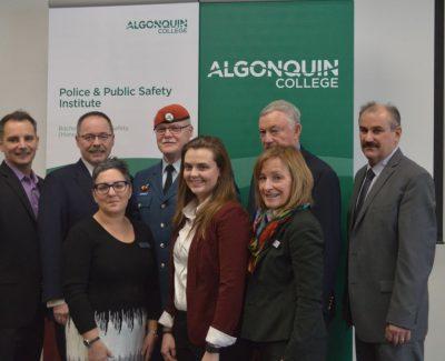 Algonquin launches Bachelor of Public Safety program