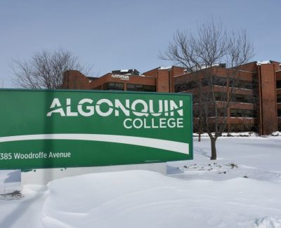 Algonquin signs on to partnerships with northern colleges