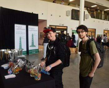 Project Lighthouse a beacon for attendees