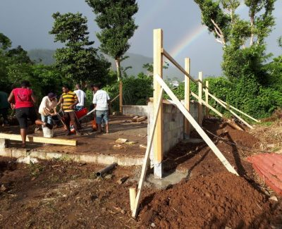 Algonquin faculty helps out with Dominica hurricane relief