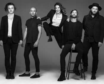 July Talk with the Times