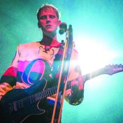 Machine Gun Kelly brings Alpha Omega Tour to Algonquin College