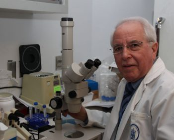 Neuroscientist retires after 50 years