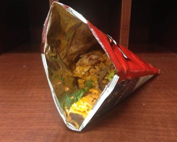 Taco in a bag: Can we not?