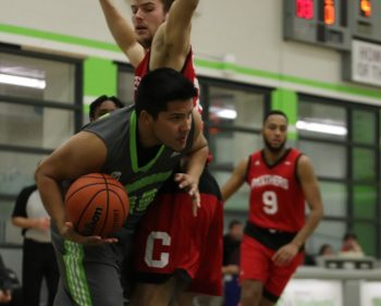 Algonquin Thunder defeats Canadore Panthers 92-73