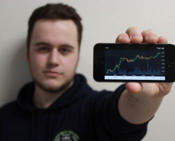 Cryptocurrency drops and investors HODL