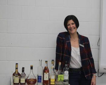 Algonquin welcomes sake course