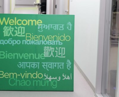 Bringing warmth to international students a priority for college services