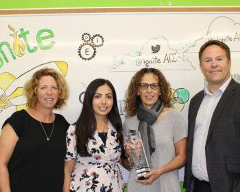 Algonquin's IgniteAC honoured for entrepreneur support