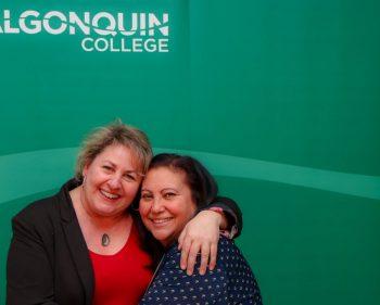 Algonquin celebrates big group of retiring employees