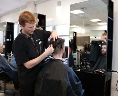 Salon and spa set roots for success