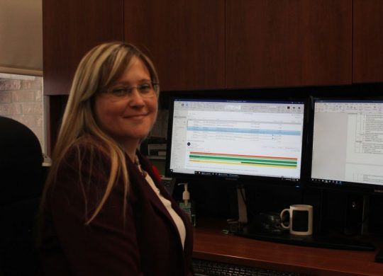 Meet Algonquin's new executive assistant to the president