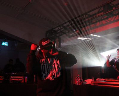 The best of rap comes to an almost empty Observatory