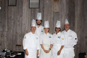 Algonquin's culinary team help break the stigma
