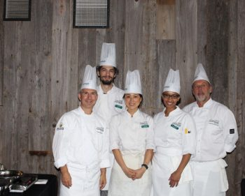 Algonquin's culinary team help break the stigma