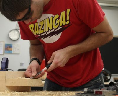 Carpentry program strives for workplace safety
